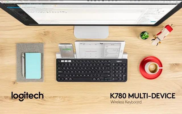Logitech K780 Multi-Device: One Keyboard for Any Device 10