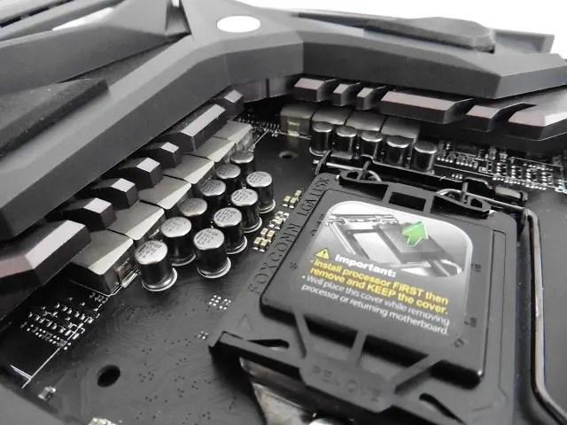 Unboxing & Review: ASUS ROG Maximus VIII Formula 101