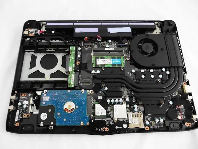 Gigabyte P55G V5 Gaming Notebook Review 64