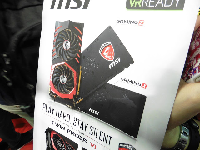 Computex 2016 Coverage: MSI Showcases Gaming Z and Gaming X Series of Its GeForce GTX 1080 Graphics Card 23