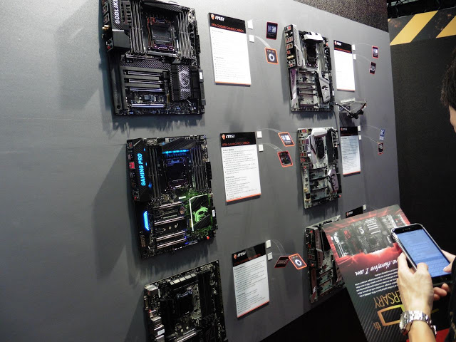 Computex 2016 Coverage: Mysterious Looking Motherboard Spotted At MSI Booth 22