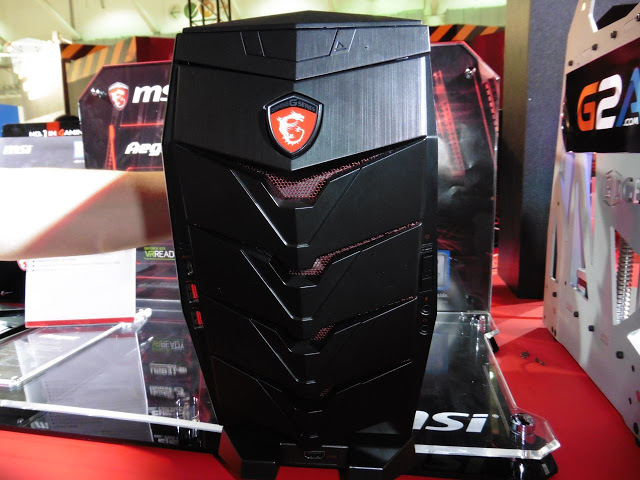 Computex 2016 Coverage: First Look At The MSI Gaming Aegis Compact Gaming Desktop PC 18