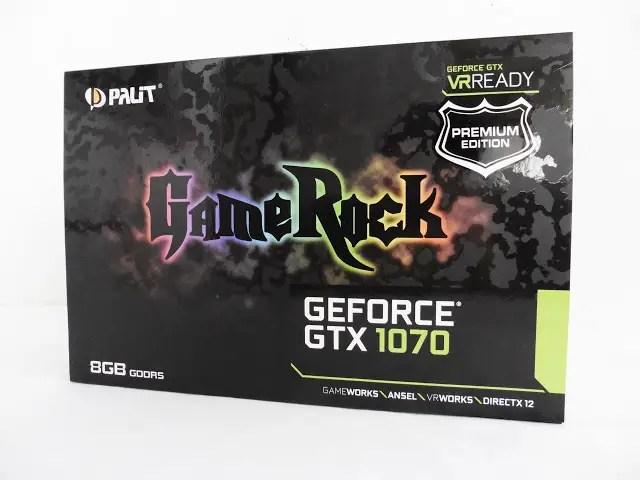 Unboxing & Review: Palit GeForce GTX 1070 GameRock Premium Edition 44