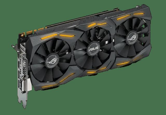ASUS Republic of Gamers Announces Strix GeForce GTX 1070 11