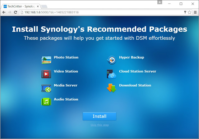 Unboxing & Review: Synology DS216j Value 2-bay NAS 66