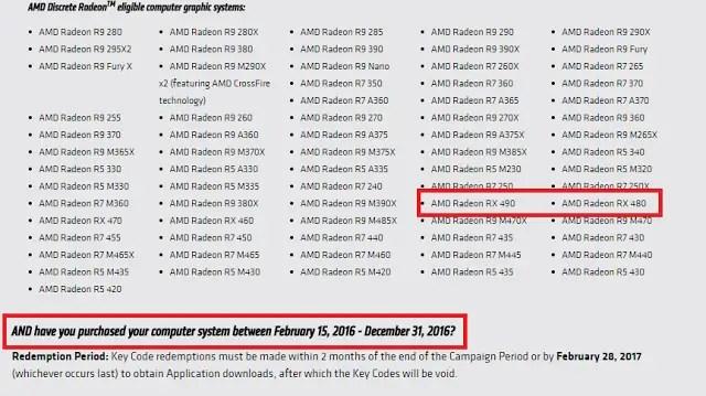 AMD Radeon RX 490 Hinted With 8GB GDDR5 Memory 5