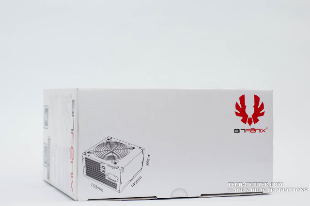 Unboxing & Preview: Bitfenix BPA600 Power Supply 31