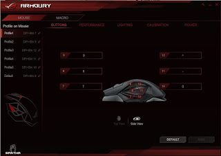 Unboxing & Review: ASUS ROG Spatha Gaming Mouse Review 85