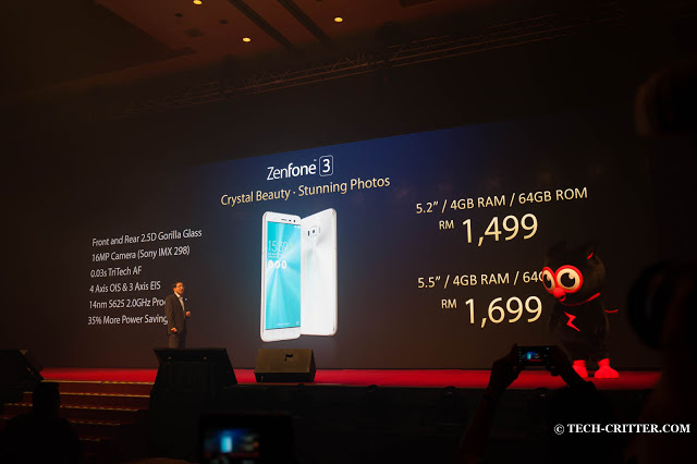 ASUS Announces The Official Price For Its Zenfone 3 Lineup In Malaysia 14