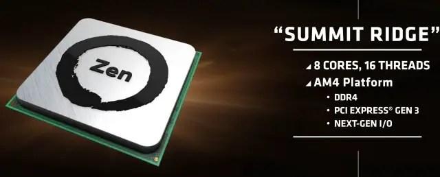 "AMD's Latest ""Zen"" Offers 40% More Performance Over ""Excavator"" 5"
