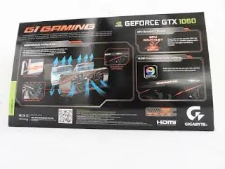Gigabyte GeForce GTX 1060 G1 GAMING 6G Review 35