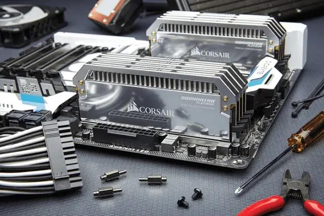 CORSAIR Launches DOMINATOR PLATINUM Special Edition DDR4 Memory 5