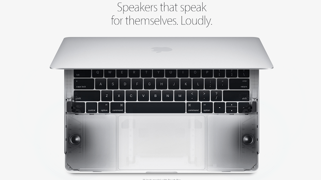 The new MacBook Pro now official 5