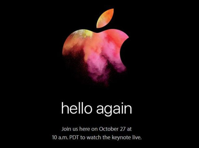 "How to watch Apple's ""hello again"" October event live stream 1"