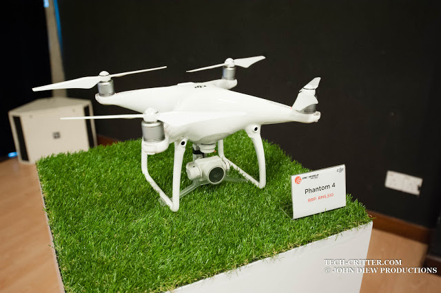 DJI appoints DSC World Sdn Bhd as official distributor in Malaysia 4