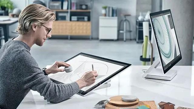 Surface Studio: Microsoft's $2,999 all-in-one desktop PC 3
