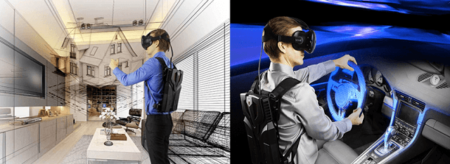 MSI VR One - The Most Powerful Backpack PC is now on the Market 3