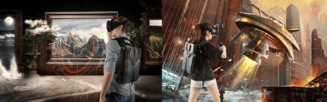 MSI VR One - The Most Powerful Backpack PC is now on the Market 4