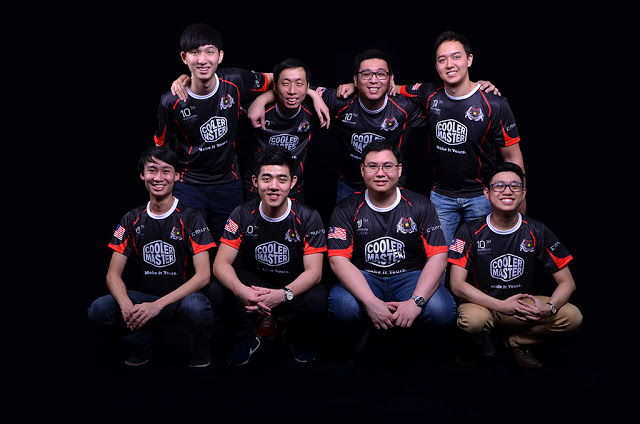 Cooler Master Announces Partnership with Malaysia Battlefield Team (MBT), a Decade-old eSports and Gaming Community 6