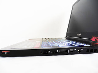 MSI GS63VR 6RF Stealth Pro Gaming Notebook Review 54