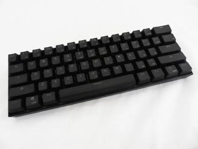 OBINS Anne PRO RGB Wireless Bluetooth Mechanical Keyboard Review 7
