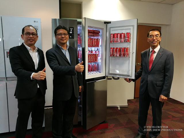 LG Malaysia launches the OLED B6 TV and 600L Mega Capacity Side-by-Side Refrigerator 16