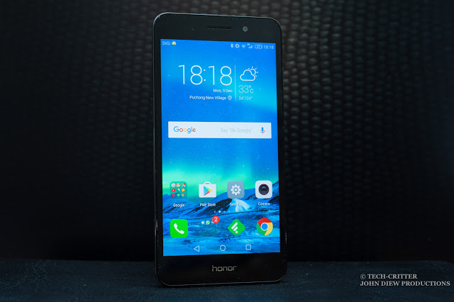 Unboxing & Review: honor 5A 60