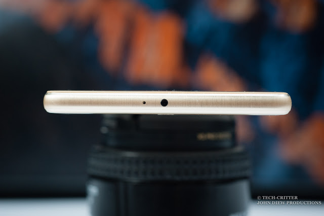 Unboxing & Review: Huawei P9 Plus 7