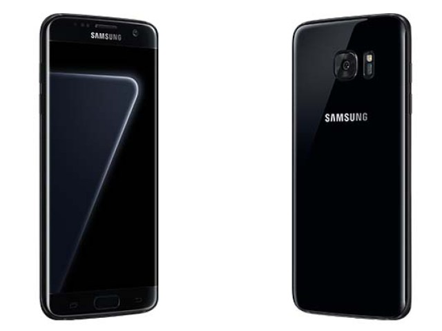 Samsung introduces Black Pearl Galaxy S7 edge 3