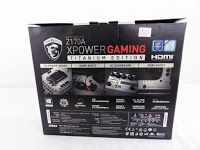 MSI Z170A XPower Gaming Titanium Edition Overview 4