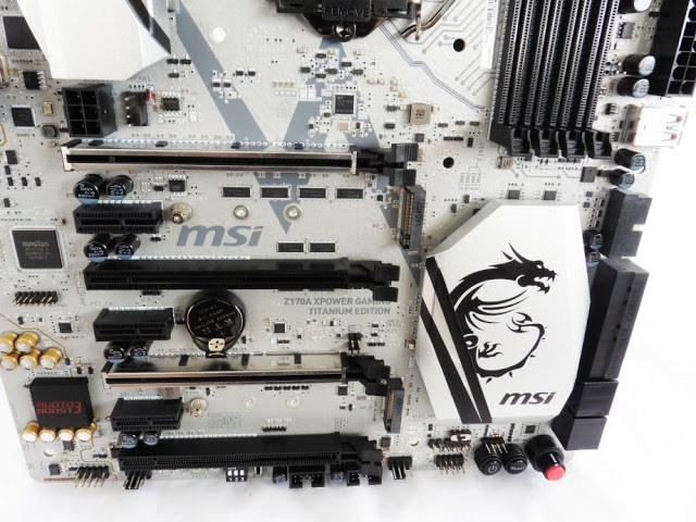 MSI Z170A XPower Gaming Titanium Edition Overview 15