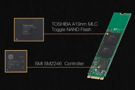 Plextor S1G 256GB M 2 SSD Review