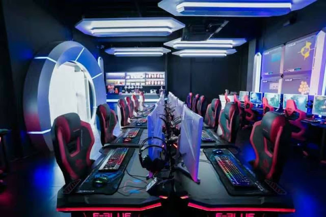 E-Blue and Its Partners Setup The First e-Sports Arena For Myanmar Gamers 1