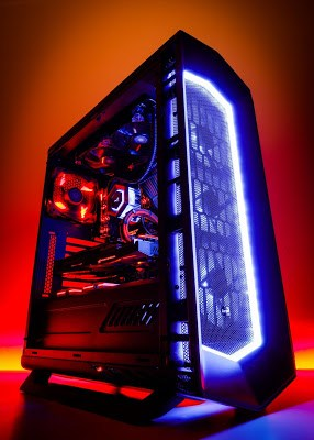 Aerocool Targets Gamers and RGB Enthusiasts at CES 2017 3