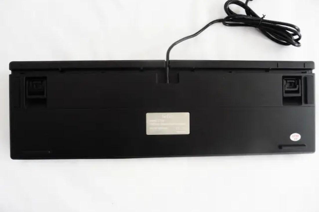 iKBC C104 Mechanical Keyboard Review 14