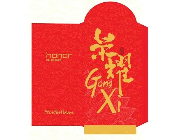 Honor Malaysia Ang Pao Packet Giveaway 1