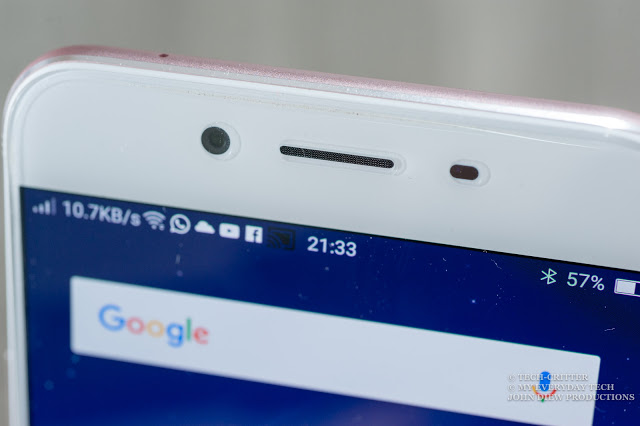 Unboxing & Review: OPPO R9s 106