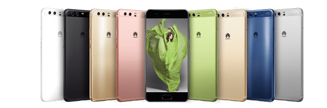 MWC 2017: Huawei launches the P10 and P10 Plus 3