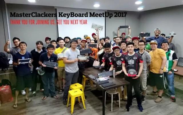 Event Coverage: Cooler Master MasterClacker Keyboard MeetUp 2017 30