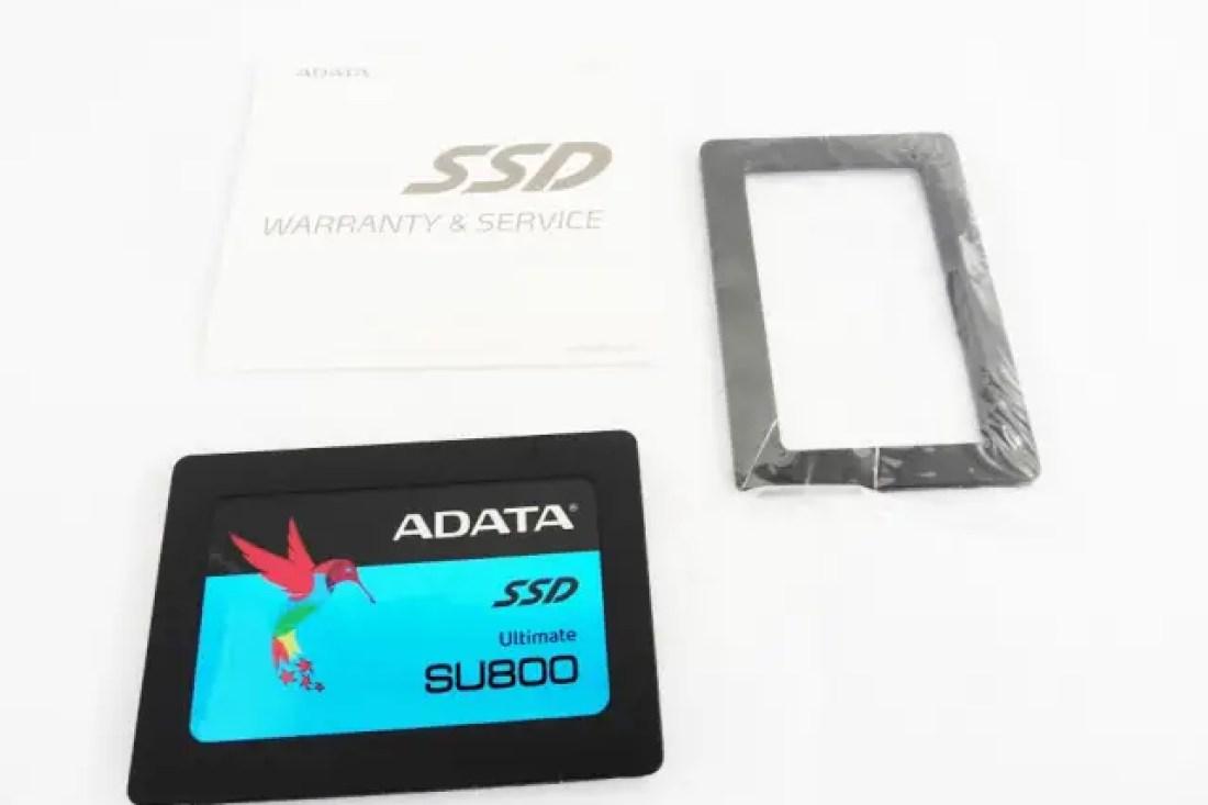 ADATA Ultimate SU800 256GB SSD Review 3