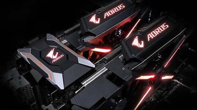GIGABYTE Unveils Full AORUS Graphics Card Lineup 12