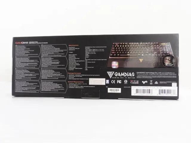 Gamdias Hermes P1 RGB Mechanical Gaming Keyboard Review 58