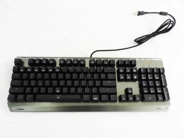 Gamdias Hermes P1 RGB Mechanical Gaming Keyboard Review 61