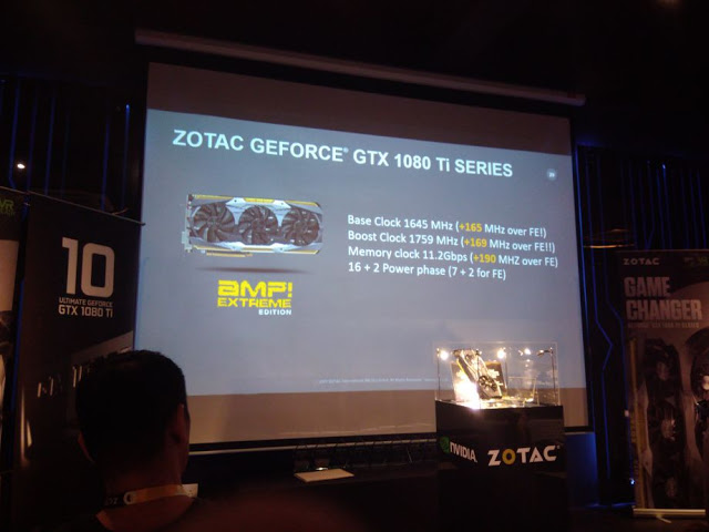 ZOTAC Officially Launches The GTX 1080 Ti AMP! Extreme Edition In Malaysia 3