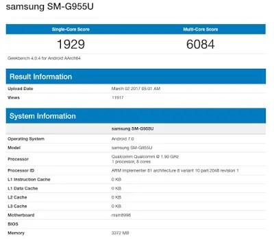 Buy: Huawei P10/P10 Plus VS Samsung Galaxy S8/S8+ 12