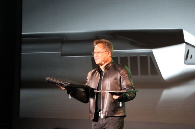 NVIDIA Announces Max-Q Design: Gaming Notebooks Can Be As Slim As a MacBook Air 2