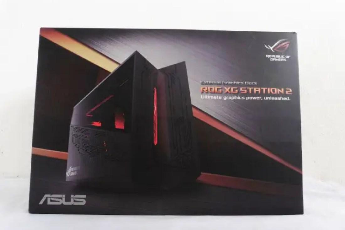 ASUS ROG XG Station 2 Review 2