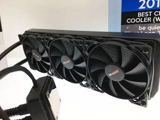 Computex 2017: be quiet! Showcases New CPU Coolers, SFX Power Supplies 3