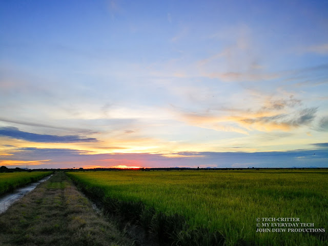 Sunset Smartphonegraphy Tips featuring Huawei P10 Plus 33
