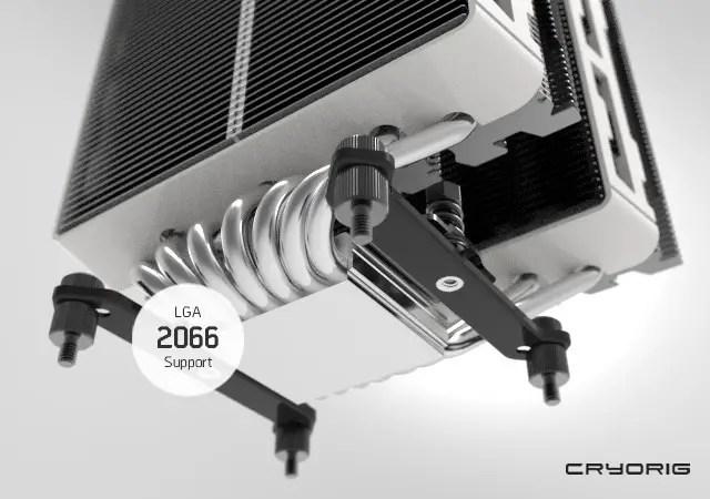 Cryorig Existing LGA 2011v3 Socket Supported Coolers Will Support Intel LGA 2066 Socket 3